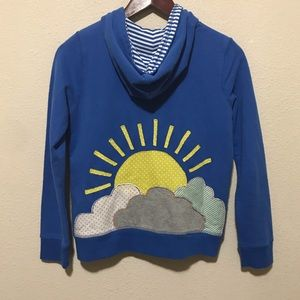 Mini Biden Sunshine Blue Sweater 11-12 years